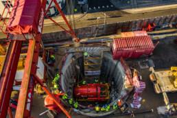 Boorput, Smet Group, Smet-Tunneling nv, Kopenhagen